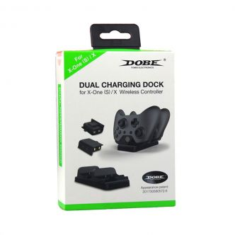 xbox one s  DUAL CHARGING DOCK For Wireless Controller DOBE