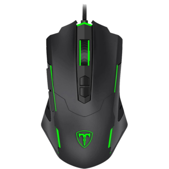 T-Dagger Brigadier T-TGM206 Gaming Programmable Mouse
