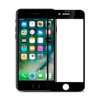 J.C.COMM iPhone 8 Full Cover Glass Screen Protector