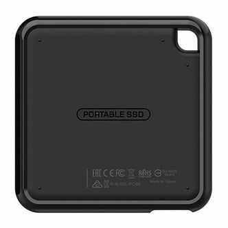 SiliconPower PC60 External SSD Drive - 480GB