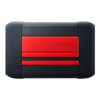 Apacer AC633 1TB Shockproof Portable External Hard Drive