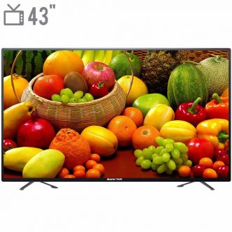 Master Tech MT-430NFD New-Version LED TV 43 Inch