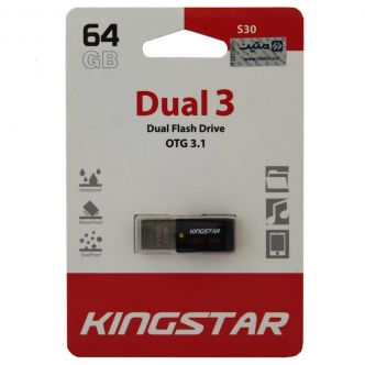 Kingstar S30 OTG Flash Memory- 64GB