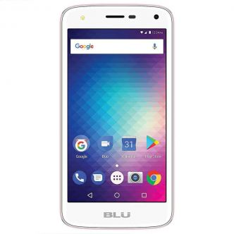 BLU C5 LTE Dual SIM 8GB Mobile Phone