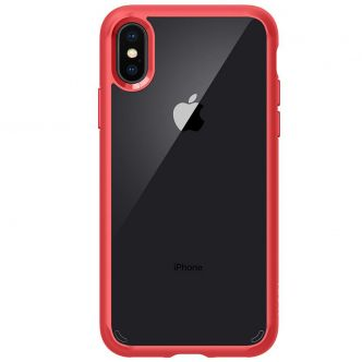 Spigen Ultra Hybrid Cover For iPhone X