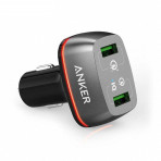 Anker A2224 Car Charger With Quick Charge 3.0