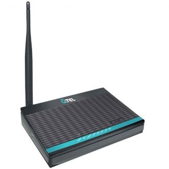 U.TEL A154 Wireless ADSL2 Plus Modem Router