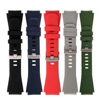 Samsung Gear Silicon Watch Band for 22mm
