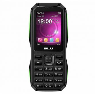 Blu Tank 2.4 Torch Dual Sim Mobile Phone