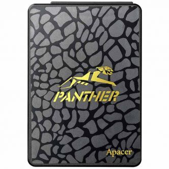 Apacer AS340 PANTHER Internal SSD Drive - 120GB