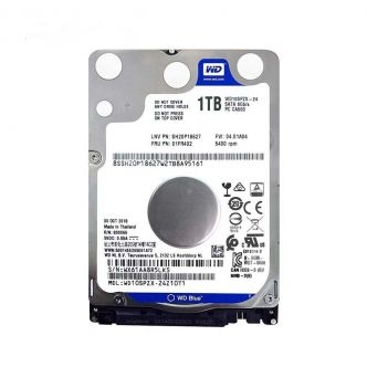 Western Digital Blue WD10spzx Internal Hard Disk 1TB