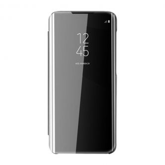 Clear View Standing Cover For Samsung Galaxy A51