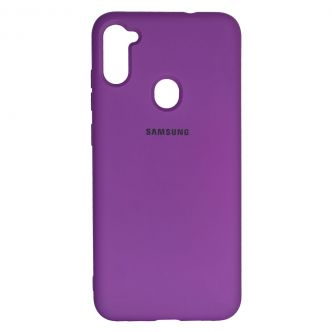 Silicone Cover For Samsung A11