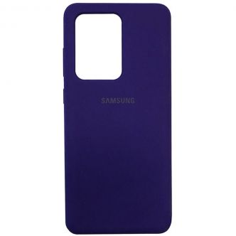 Silicone Cover For Samsung Galaxy S20 Ultra