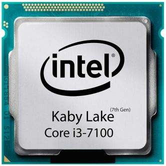 Intel Kaby Lake Core i3-7100 CPU