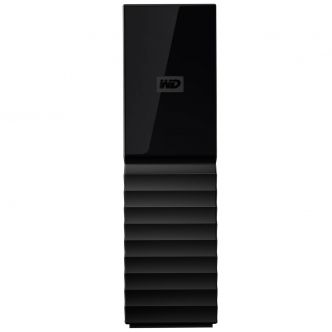 Western Digital My Book Desktop External Hard Drive - 6TB