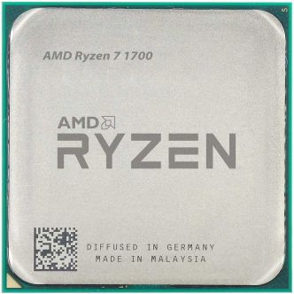 AMD Ryzen 7 1700 CPU