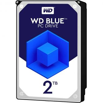 Western Digital Blue Internal Hard Drive 2TB