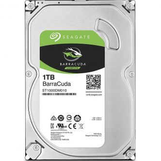 Seagate BarraCuda Internal Hard Drive - 1TB