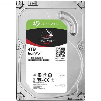 Seagate IronWolf Internal Hard Drive - 4TB