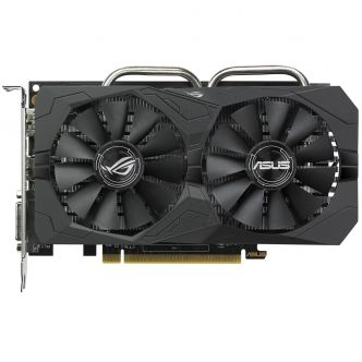 ASUS ROG-STRIX-RX560-O4G-EVO-GAMING Graphics Card