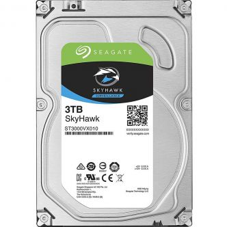 Seagate SkyHawk Internal Hard Drive - 3TB