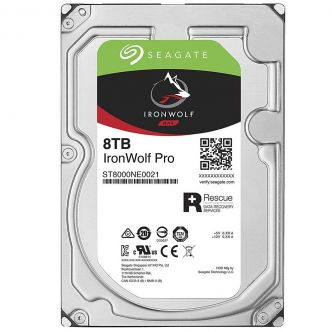 Seagate IronWolf Pro Internal Hard Drive - 8TB