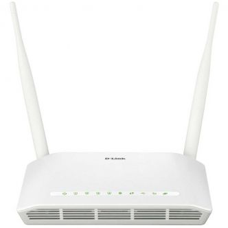 D-Link DSL-2750U New ADSL2 Plus Wireless N300 Modem Router