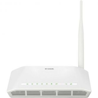 D-Link DSL-2730U-U1 Wireless N150 ADSL2+ Modem Router