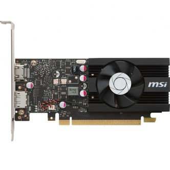 MSI GeForce GT 1030 2G LP OC Graphics Card
