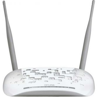 TP-LINK TD-W8961ND Wireless ADSL2 Plus Modem Router