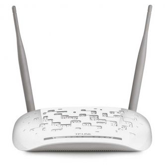 TP-LINK TD-W8961N ADSL2 Plus Wireless N300 Modem Router