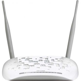 TP-LINK ADSL2 Plus TD-W8968 Wireless N300 Modem Router