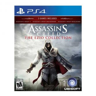 Assassin Creed The Ezio Collection Region 2 - PlayStation 4
