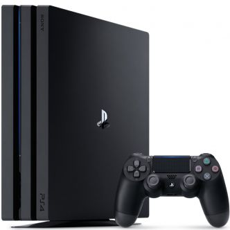 Sony Playstation 4 Pro Region 2 CUH-7116B 1TB Game Console