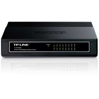 TP-LINK TL-SF1016D 16-Port Switch