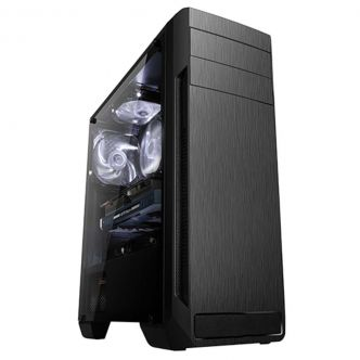 Master Tech T200 GX Gaming Computer Case